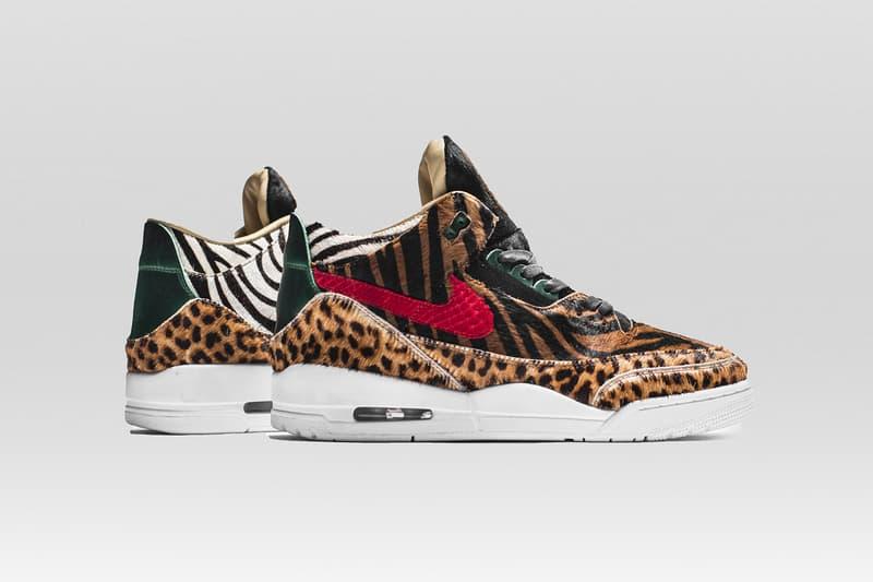 The Shoe Surgeon Air Jordan Beast Pack Release Info date drop march 17 2018 1 3 sneakers shoes footwear pop up hollywood ca california