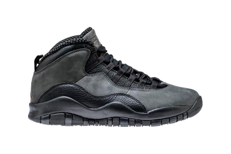 buy popular a48db 062dc Air Jordan 10 Shadow Returns Next Month Jordan Brand Michael Jordan release  dates april 2018 footwear