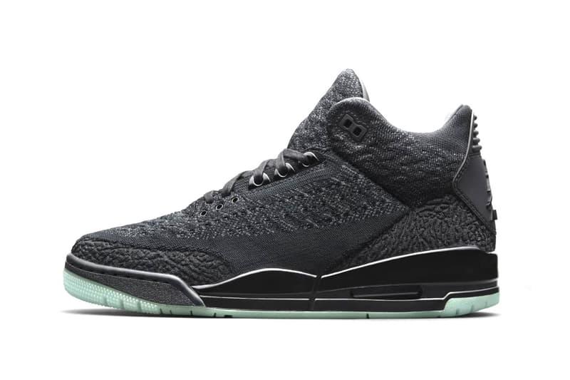 Air Jordan 3 Flyknit Black Cat new Release date Pushed Jordan