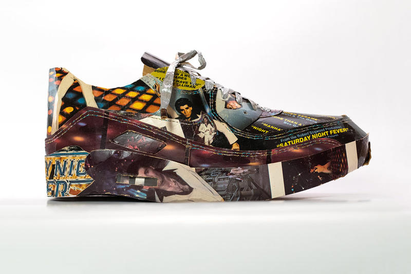smoluk nike air max day handmade shoe sculptures 1xrun art artwork