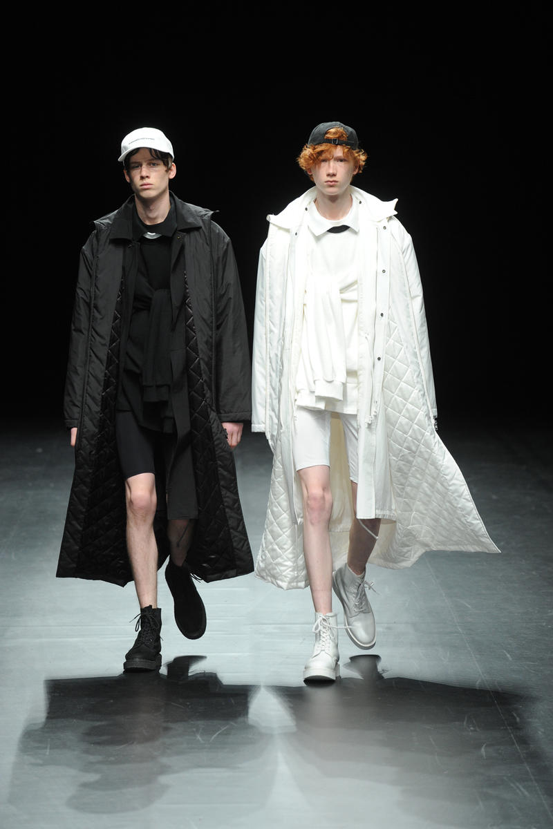 dressedundressed fall winter 2018 amazon fashion week tokyo runway collection japan