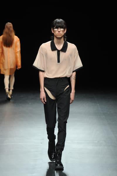 dressedundressed fall winter 2018 amazon fashion week tokyo runway collection japan