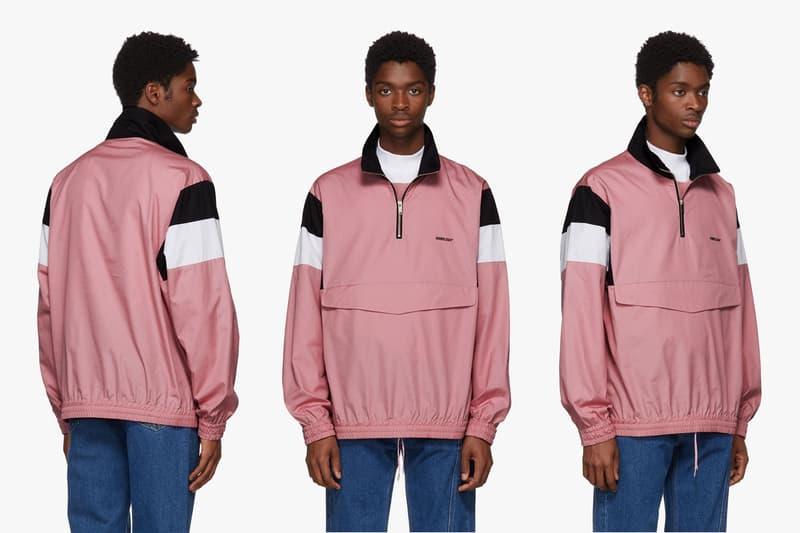 AMBUSH Yama Jacket Track Shirt Jackets Spring Summer 2018 collection release info