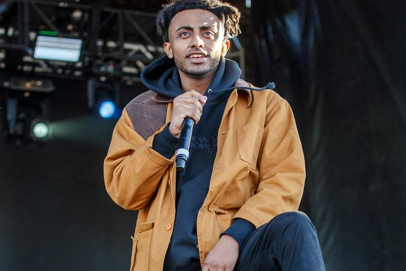 Aminé Red Mercedes Single