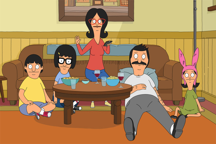 4e82da3826b9 Apple Orders Animated Show From 'Bob's Burgers' Creator Loren Bouchard