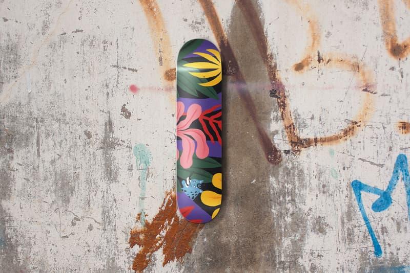 APPortfolio Sorayama POSE Zebu Criag & Karl Limited Edition Skate Decks teddy bear