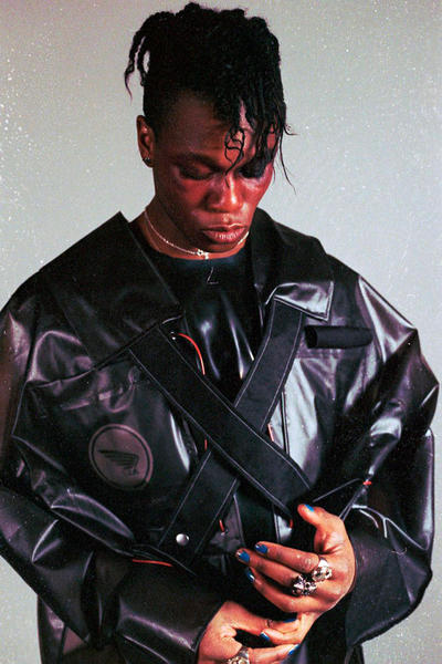 Armour In Heaven x GAIKA Collection AIH The Spectacular Uniform Collection Sweaters Leather Jackets Hoodies Tracksuits Tie Dye Patches