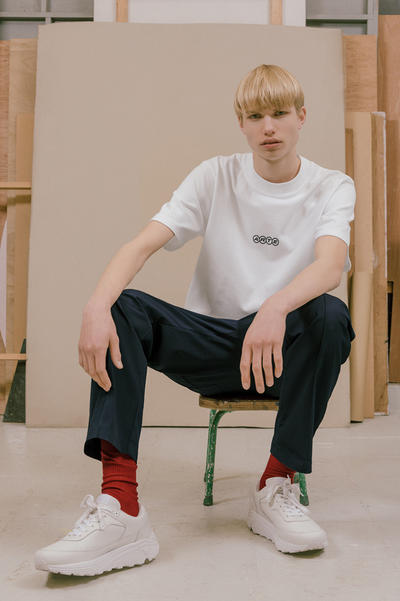 Arte Antwerp Spring Summer 2018 Collection Lookbook release info jackets trousers shirts