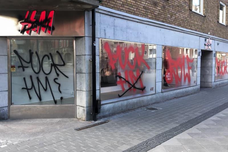 H&M REVOK Kaws Daniel Arsham STASH TATS CRU