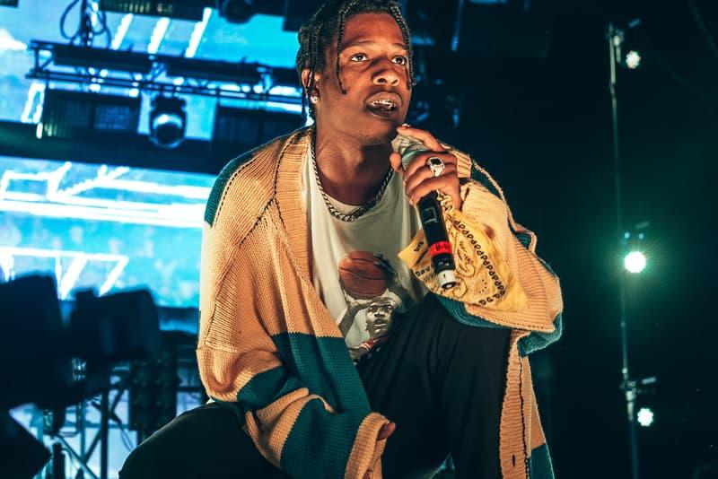 A$AP Rocky Mercedes Benz Commercial