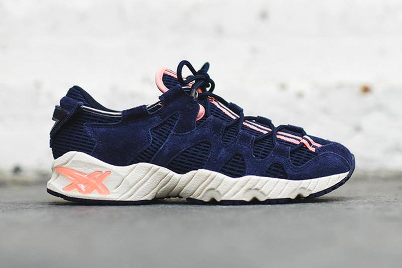 best sneakers 1d4b8 6a741 ASICS Unleashes the GEL-Mai In