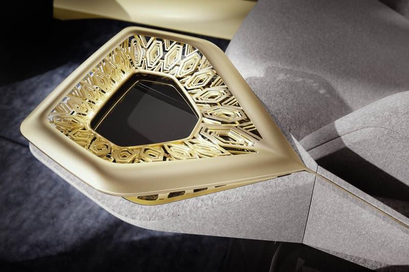 Aston Martin Lagonda Vision Concept electric vehicle ev geneva motor show 2018