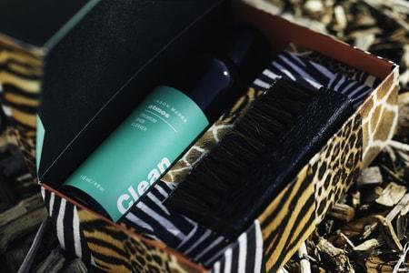 "atmos & Jason Markk Introduce the ""Beast"" Premium Sneaker Cleaning Kit"
