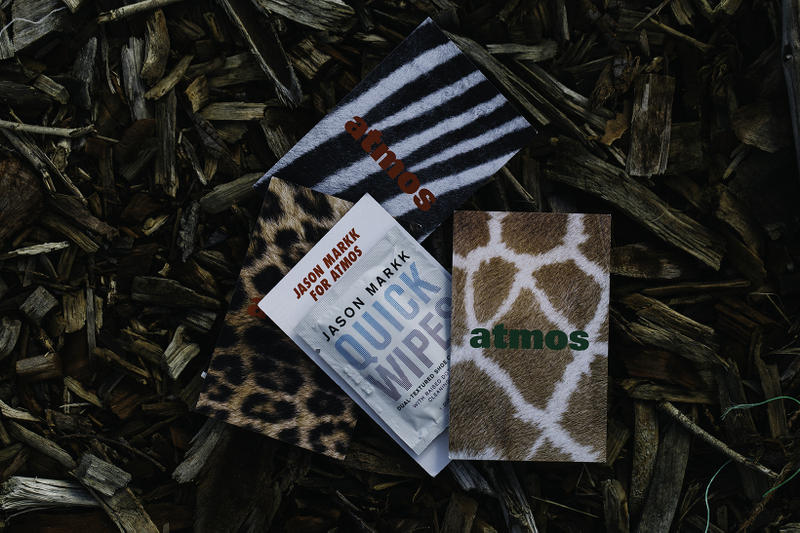 atmos Jason Markk Sneaker Cleaning Kit nike air max 1 95 march 17 2018 release date info drop shoes footwear