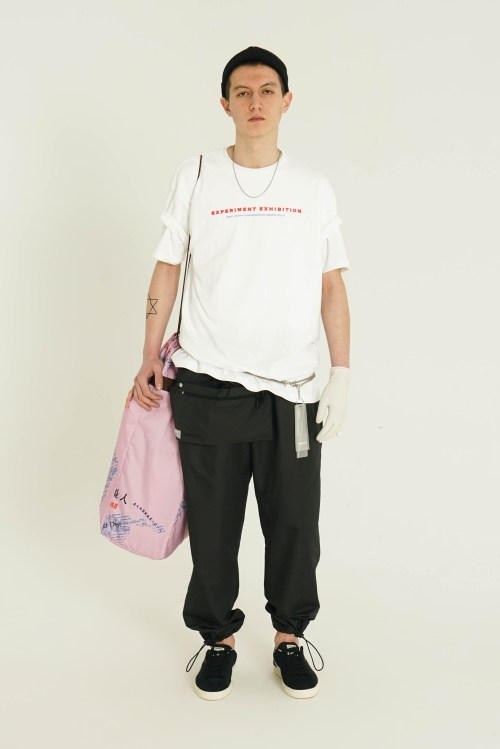 ATTEMPT Spring/Summer 2018 Lookbook Stanford Prison Experiment Glenn Mills Experiment TheROOM Chinese Streetwear china fashion label