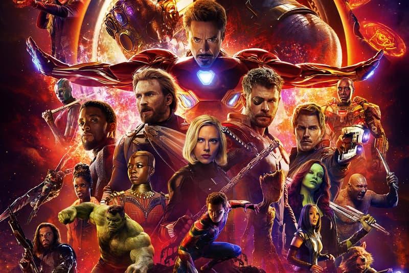 Avengers Infinity War Trailer Screenshot