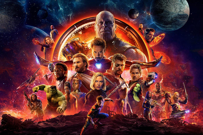 Avengers: Infinity War Record Advance Ticket Sales Movie Record Black Panther Marvel Box Office Theaters Superheros