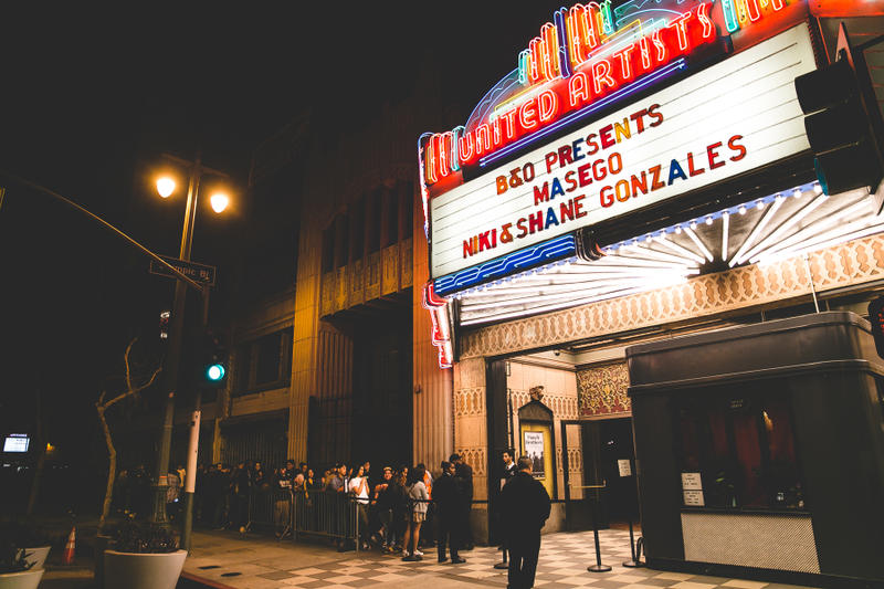 Bang & Olufsen Sounds Matter Event Recap masego niki 88rising music ace hotel dtla downtown los angeles shane gonzales midnight studios