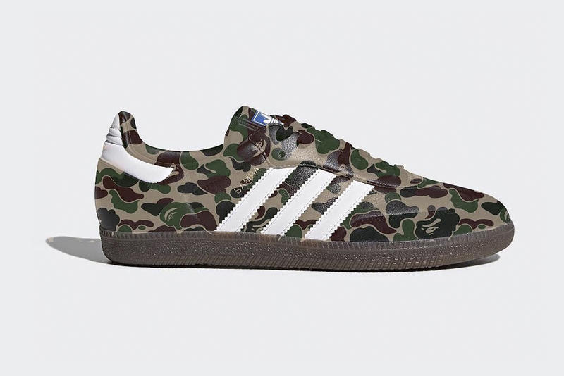 low priced 5d593 db210 BAPE x adidas Samba Collaborative Sneaker Mockup | HYPEBEAST