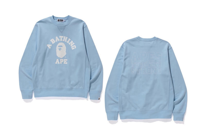 BAPE A Bathing Ape APES TOGETHER STRONG Spring Summer 2018 Capsule
