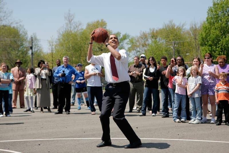 Barack Obama 2018 March Madness Picks Basketball NCAA