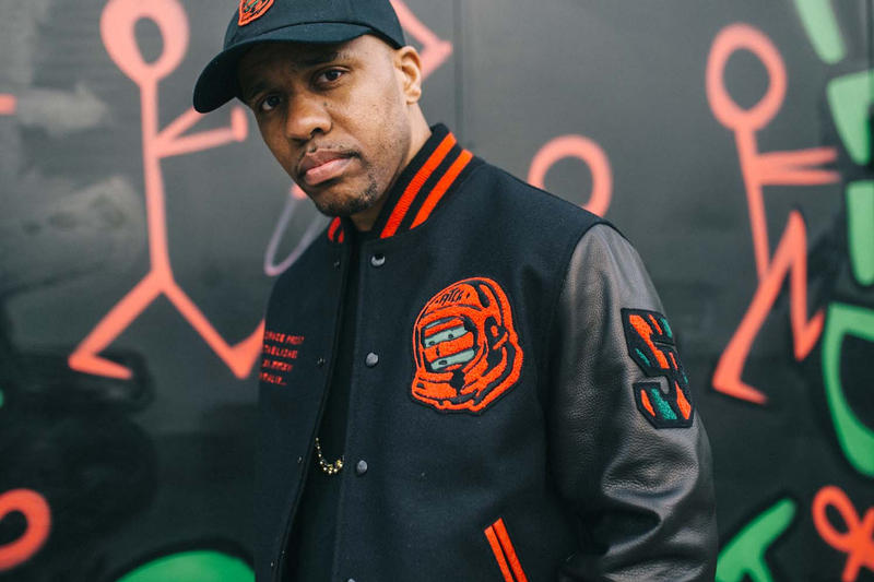 Billionaire Boys Club A Tribe Called Quest Consequence bbc atcq clothing collection streetwear fashion style hoodies tees t-shirts varsity jacket golden bear black orange phife dog q-tip for malik