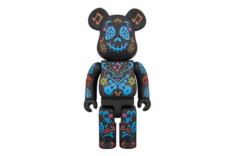 BE@RBRICK Remember Me Medicom Toy Coco Day of the Dead Oscars Día de Muertos Academy Awards
