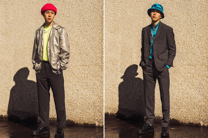 BEDWIN THE HEARTBREAKERS Spring Summer 2018 Lookbook collection ss18