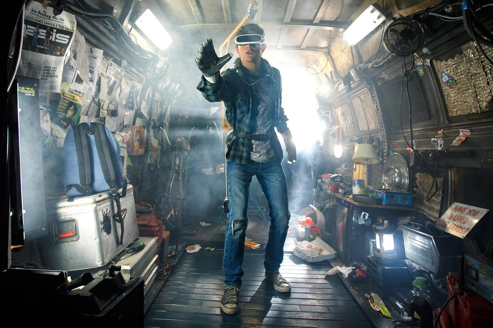Best Films TV Shows March 2018 Videos Movies Trailers Netflix Ready Player One Stephen Speilberg