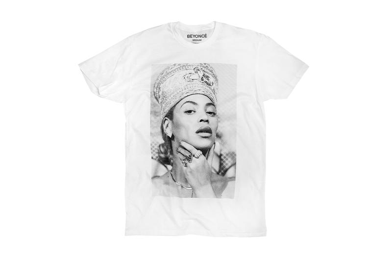 Beyoncé Queen Nefertiti Capsule Collection release info shirts hoodies crewneck