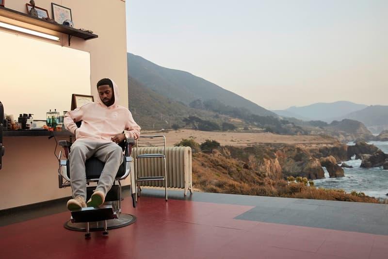 Big Sean PUMA Spring Summer 2018 Debut Collection