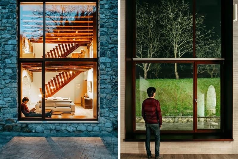 Bilbao Architecture Team's 'Omagoieasoka House' Renovation baque