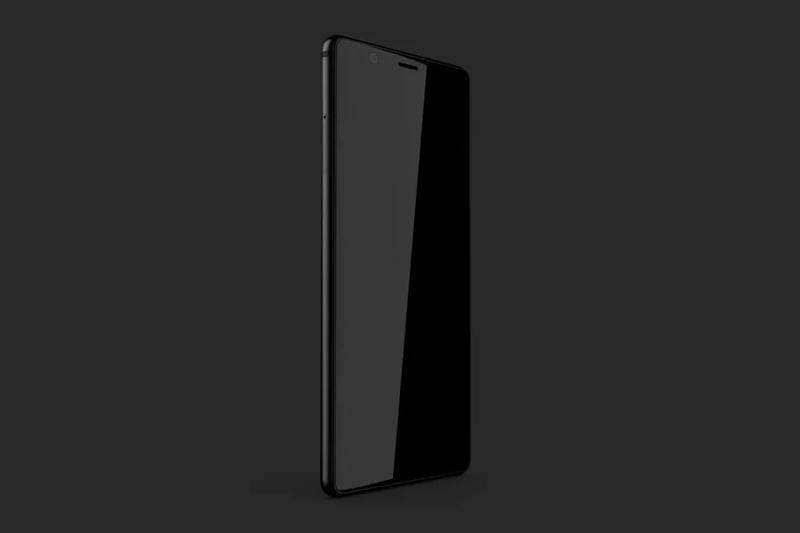 BlackBerry Ghost Smartphone Announced India Bezel Less Display Free Exclusive Optiemus