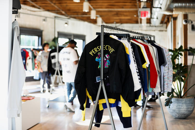 Bodega Los Angeles The ROW new store 2018 release date info drop opening