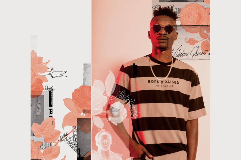 BornxRaised Spring Summer 2018 Delivery 1 lookbook march 2 release date info