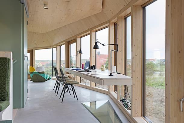 Borren Staalenhoef Architecten vacation house vlieland