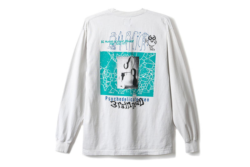 Brain Dead Spring/Summer 2018 Collection graphics release