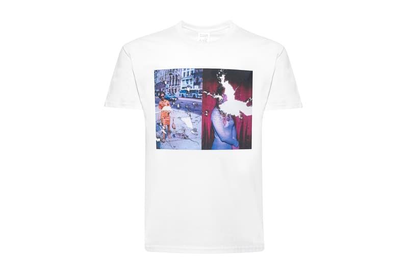 "Browns ""Just a T-Shirt"" Spring/Summer 2018 Capsule Collection Joshua Gordon Mark Lebon Ryan Gander Brad Feuerhelm Kieron Livingstone Gareth McConnell"