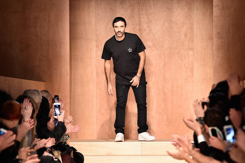 Burberry Riccardo Tisci Chief Creative Officer Christopher Bailey Fall/Winter 2018 Marco Gobetti