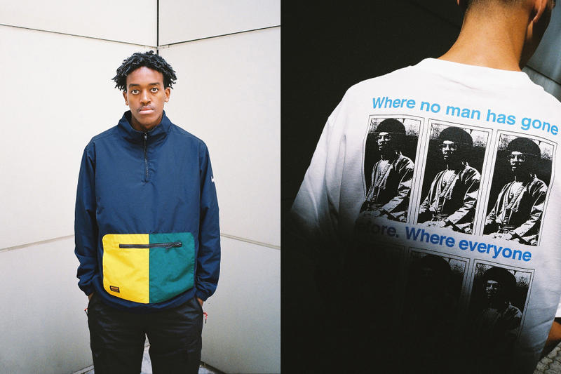 Butter Goods 2018 Q1 Spring Summer lookbook collection