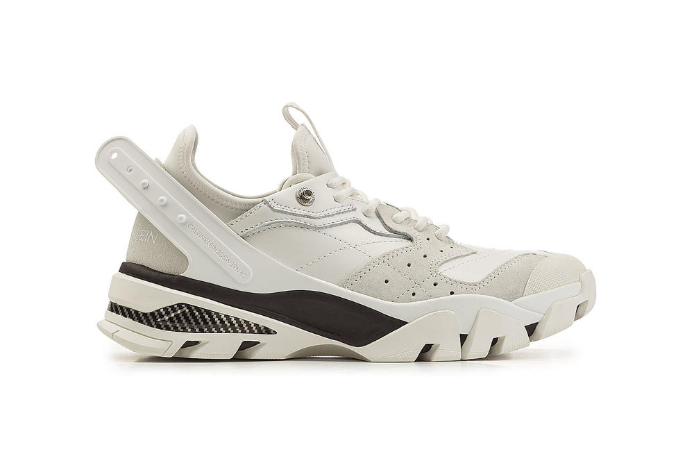 Calvin Klein 205W39NYC Carlos 10 Sneakers spring summer 2018 march release date info shoes footwear