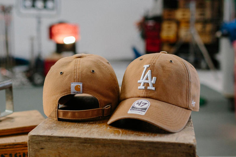 537a7c4c0 Carhartt x '47 MLB 2018 Hat Collection | HYPEBEAST