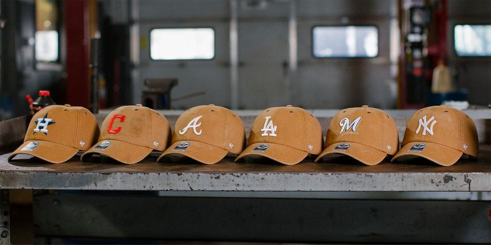7e470d7267603 Carhartt x '47 MLB 2018 Hat Collection | HYPEBEAST
