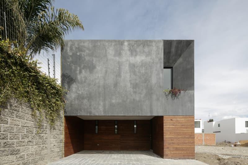 Casa Once Espacio 18 Arquitectura Cueto puebla city mexico