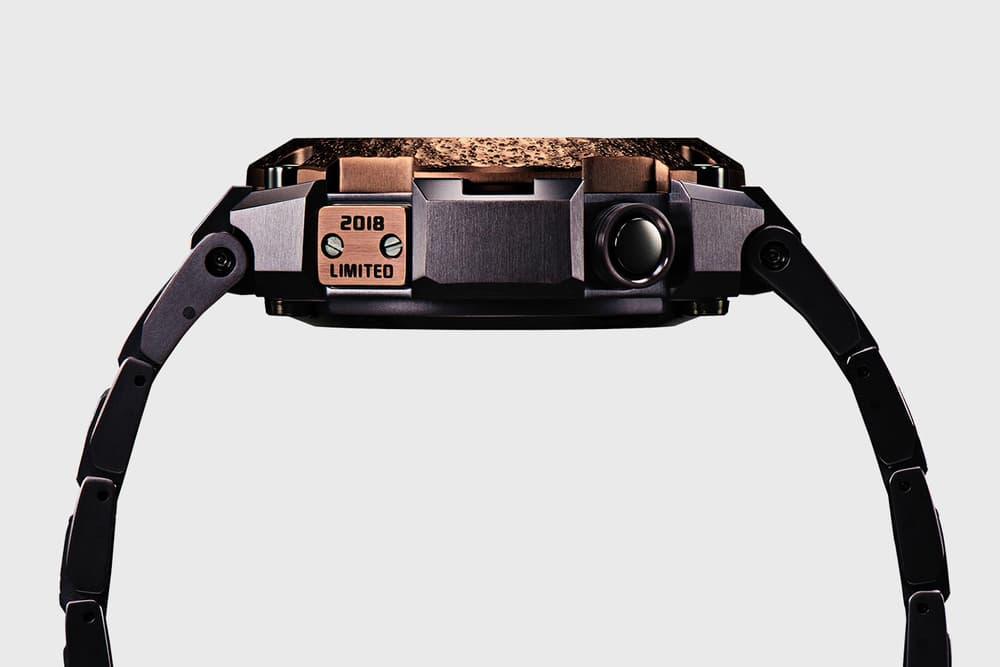 "Casio G-SHOCK MR-G ""Arashi-Tuchime"" MRG-G2000HA release price purchase where to buy"