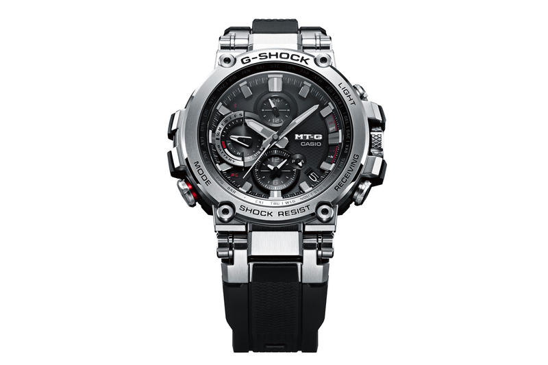 "Casio G-SHOCK MT-G ""Metal Twisted"" MTGB1000-1A"