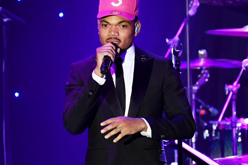 """Chance The Rapper Foreword """"A People's History of Chicago"""""""