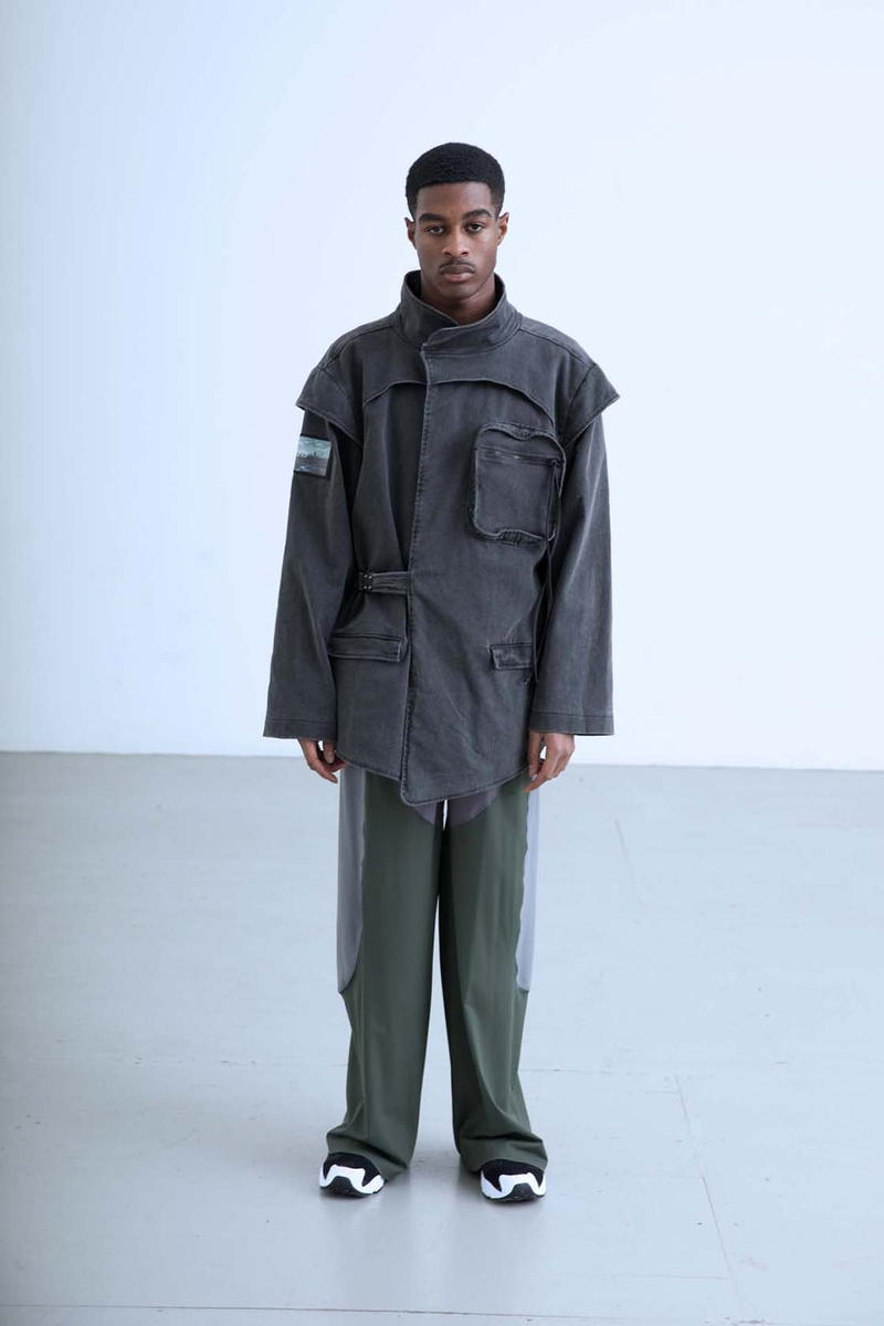 Charli Cohen 2018 Fall Winter Lookbook The Dark Web Tech Technical Fashion techwear
