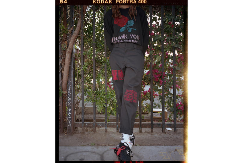 Chinatown Market Fall Winter 2018 Collection Lookbook basketball rhinestones Mike Cherman spring summer