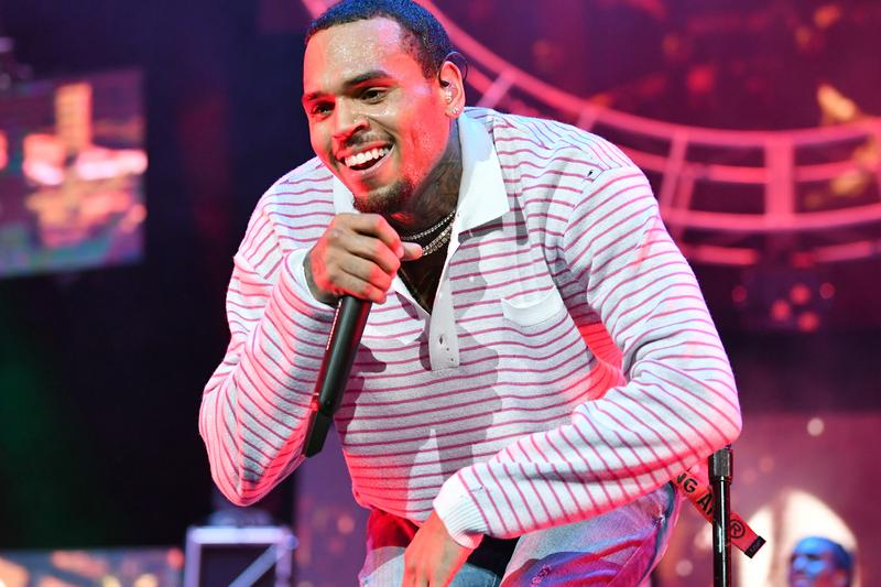 Chris Brown Heartbreak on a Full Moon Album Leak Single Music Video EP Mixtape Download Stream Discography 2018 Live Show Performance Tour Dates Album Review Tracklist Remix